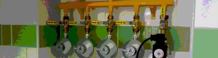 Inspecção da Rede de Gás
